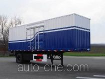 CIMC Tonghua THT9150XXY box body van trailer