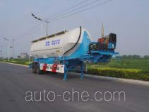 CIMC Tonghua THT9240GLJ fly ash transport trailer