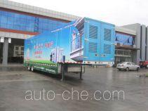 CIMC Tonghua THT9250XZS show trailer