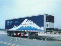 CIMC Tonghua THT9270XLC refrigerated trailer
