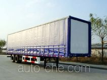 CIMC Tonghua THT9271XXY01 box body van trailer