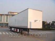 CIMC Tonghua THT9274XXYA box body van trailer