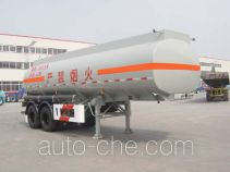 CIMC Tonghua THT9281GHY chemical liquid tank trailer