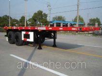 通华牌THT9291TJZP型集装箱半挂牵引车