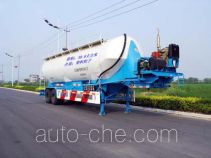 Chemical materials transport trailer