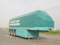CIMC Tonghua THT9340XBY glass transport trailer