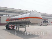 CIMC Tonghua THT9341GHY chemical liquid tank trailer