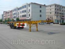 CIMC Tonghua THT9350TJZL container transport trailer