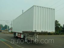 CIMC Tonghua THT9350XXYA box body van trailer