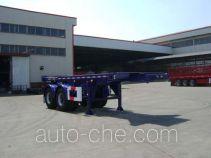 CIMC Tonghua THT9351ZZXP flatbed dump trailer