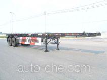 通华牌THT9352TJZ型集装箱半挂牵引车