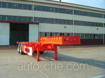 CIMC Tonghua THT9355TJZB container transport trailer