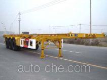 通华牌THT9370TJZ01型集装箱半挂牵引车
