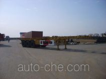 CIMC Tonghua THT9370TJZL01 container transport trailer