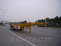CIMC Tonghua THT9374TJZ container transport trailer