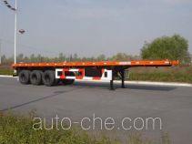 通华牌THT9401TJZP型集装箱半挂牵引车