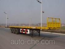 CIMC Tonghua THT9382TP flatbed trailer