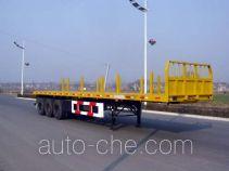 CIMC Tonghua THT9390TP полуприцеп с безбортовой платформой