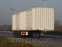 CIMC Tonghua THT9391XXY box body van trailer