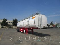 CIMC Tonghua THT9400GYSG liquid food transport tank trailer