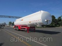 CIMC Tonghua THT9400GYSH aluminium liquid food tank trailer