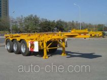 CIMC Tonghua THT9400TJZYK container transport trailer