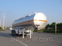 CIMC Tonghua THT9401GHYE chemical liquid tank trailer
