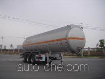CIMC Tonghua THT9401GRYF flammable liquid tank trailer