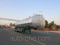 CIMC Tonghua THT9401GYSC liquid food transport tank trailer