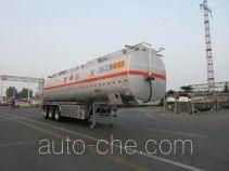 CIMC Tonghua THT9401GYYH aluminium oil tank trailer