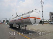 CIMC Tonghua THT9402GYYD aluminium oil tank trailer