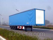 CIMC Tonghua THT9402XXY box body van trailer