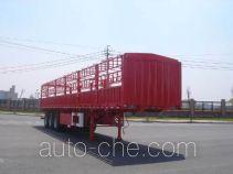 通华牌THT9403CCY型仓栅式运输半挂车