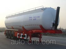 CIMC Tonghua THT9403G carbon black transport trailer