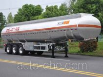 CIMC Tonghua THT9403GYYD aluminium oil tank trailer