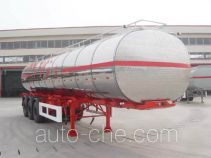 CIMC Tonghua THT9404GHY chemical liquid tank trailer