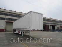 CIMC Tonghua THT9404XXY box body van trailer