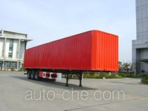 CIMC Tonghua THT9405XXY box body van trailer