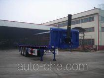 CIMC Tonghua THT9406ZZXP flatbed dump trailer