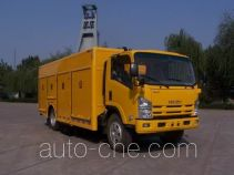 Liyi THY5101TLJW road testing vehicle