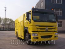 Liyi THY5162TLJH road testing vehicle