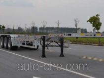Tianjun Dejin TJV9405TJZG container transport trailer
