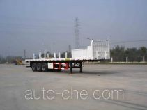 Tianming TM9381TGC pipe transport trailer