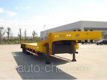天明牌TM9403TDP型低平板半挂车