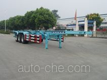 Mailong TSZ9400TJZG container transport trailer