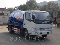 Tianweiyuan TWY5040GXWE5 sewage suction truck