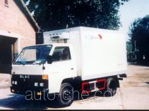 三晶-史密斯牌TY5040XLC136CL型冷藏车