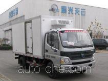 Sanjing Shimisi TY5040XLCBJ-1 refrigerated truck