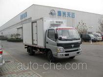 三晶-史密斯牌TY5040XLCBJ型冷藏车