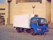 三晶-史密斯牌TY5040XLCHFPK1型冷藏车